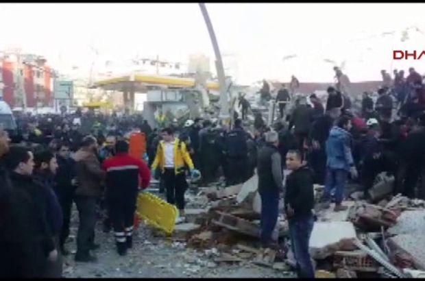 Bina neden kontrollü olarak yıkılmadı?