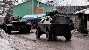 Zırhlı aracın çarptığı asker hayatını kaybetti