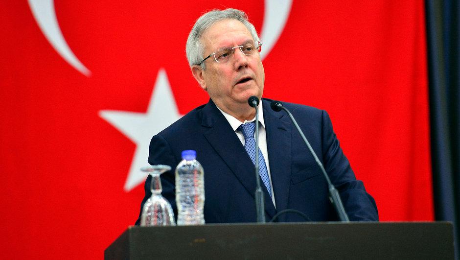 Aziz Yıldırım Fenerbahçe