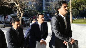 Yunanistan'a kaçan darbeci askerler hakim karşısında