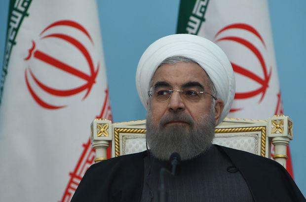 İran Cumhurbaşkanı Ruhani'den seçim kararı