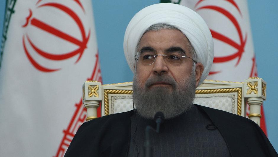 Hasan Ruhani iran
