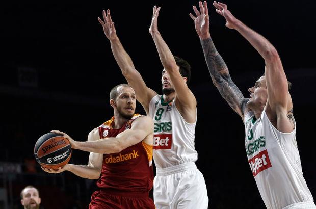 Galatasaray Odeabank - Zalgiris Kaunas