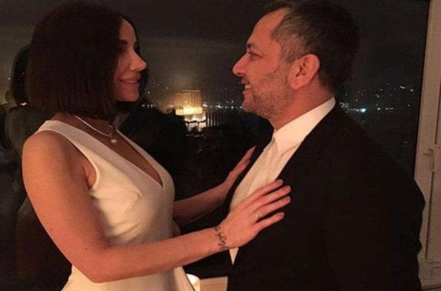 Gülşen-Ozan Çolakoğlu çifti Rumelihisarı'na taşındı
