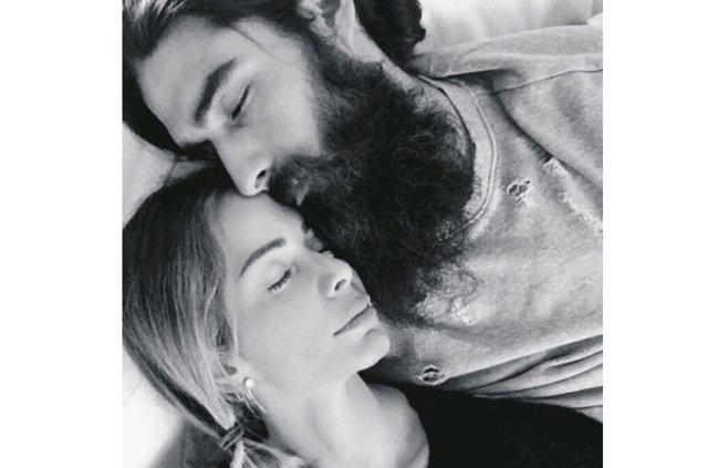 Eliz Sakuçoğlu'nun pozu sosyal medyayı salladı