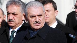 Başbakan Binali Yıldırım: Risk algısıyla Türkiye'yi sıkıştırma gayretleri var