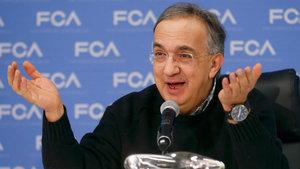 Fiat CEO'su Sergio Marchionne: Bizi ancak kafası dumanlı olanlar VW'ye benzetir