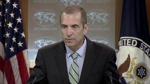 ABD Dışişleri Bakanlığı Sözcü Yardımcısı Toner: Astana için resmi davet almadık