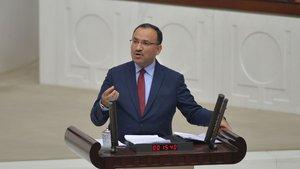 Bekir Bozdağ'dan Meclis'teki kürsü kavgasına yorum