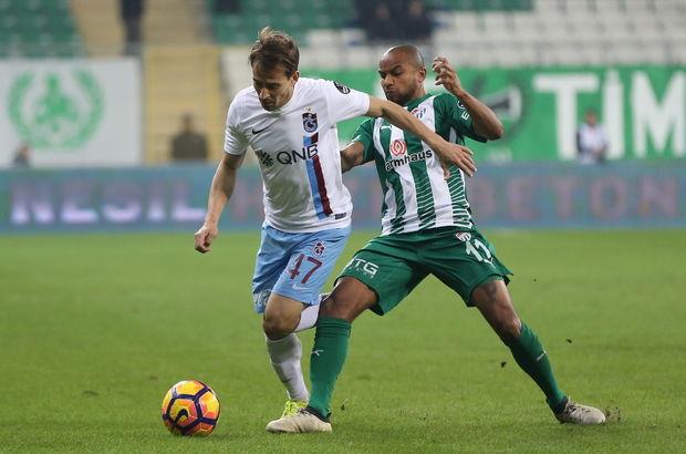 Bursaspor Suat Paçacı Trabzonspor