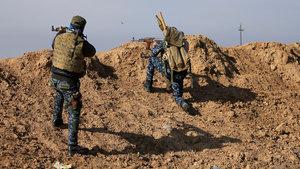 Musul'un güneydoğusu DEAŞ'tan temizlendi