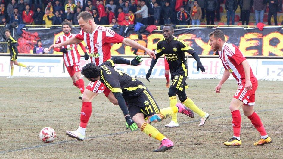 Evkur Yeni Malatyaspor: 0 - Sivasspor: 0
