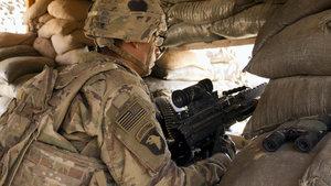ABD'den Irak'a asker sevkiyatı