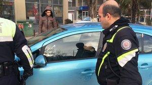 Bursa'da çaldıkları otomobil içinde uyuyan hırsızlar gözaltına alındı