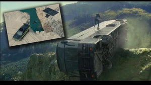 Hızlı Ve Öfkeli film serisinin kamera arkası görüntüleri paylaşıldı