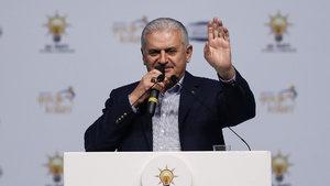 Başbakan Yıldırım: Meclis iktidarından milletin iktidarına geçilecek
