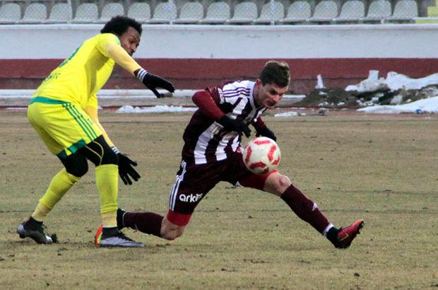 Elazığspor: 0 - Şanlıurfaspor: 0