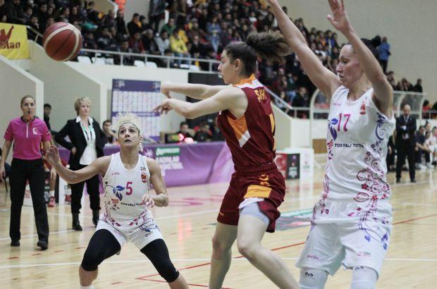 Tosyalı Toyo Osmaniye: 63 - Galatasaray: 96
