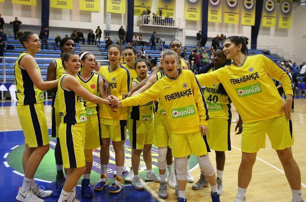 Fenerbahçe: 64 - BOTAŞ: 60