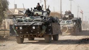 Musul'un güneydoğusunda kontrol sağlandı