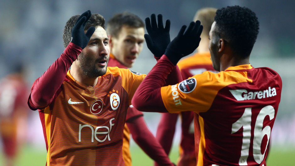Atiker Konyaspor-Galatasaray