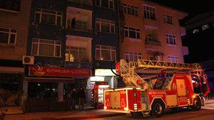 Zonguldak'ta Cezaevi firarisi intihara kalkıştı