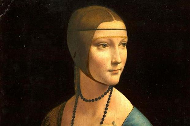 Mona Lisa'nın rakibi Kakımlı Kadın istifa ettirdi!