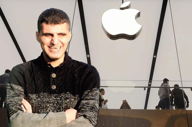 Apple, görme engelli Can'ı tercih etti!