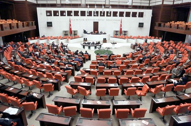 Meclis'in anayasa takvimi şekillendi