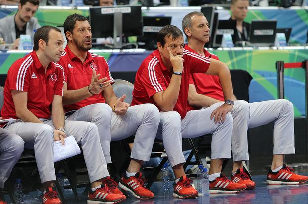 A Milli Erkek Basketbol Takımı'nın yeni patronu Ufuk Sarıca