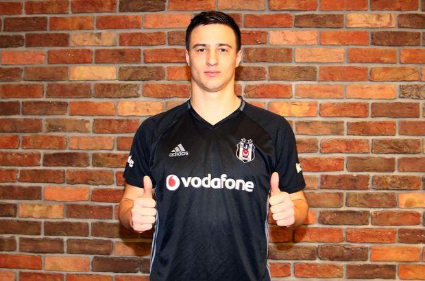 Beşiktaş'tan Mitrovic açıklaması