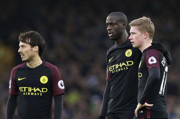 Everton: 4 - Manchester City: 0   MAÇ SONUCU