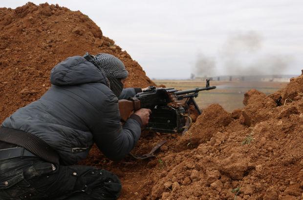 El Bab'ta ÖSO'ya saldırı: 12 ölü, 30 yaralı