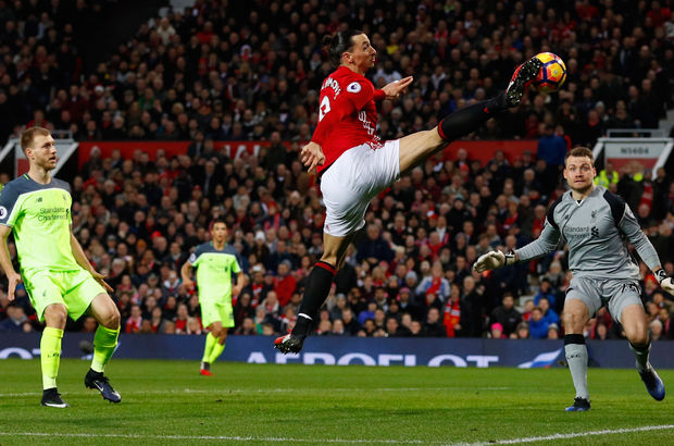 Manchester United: 1 - Liverpool: 1