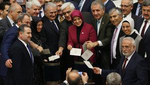 AK Parti'nin referandum planı