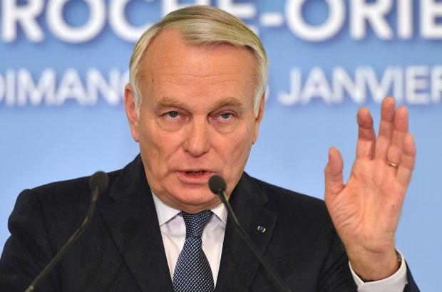 Fransa Dışişleri Bakanı'ndan Filistin açıklaması