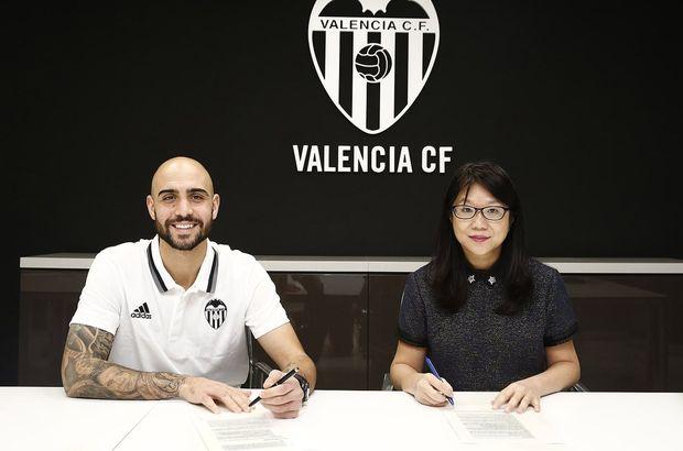 Simone Zaza kiralık olarak Valencia'da
