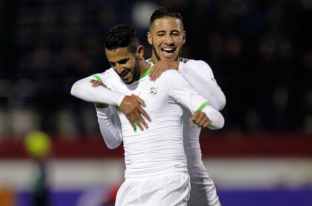 Cezayir: 2 - Zimbabwe: 2