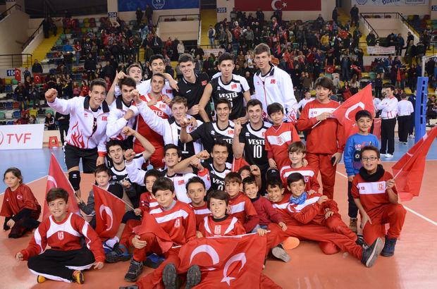 Türkiye: 3 - Sırbistan: 0