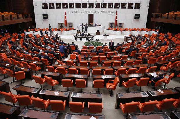 Anayasa değişikliğinde ilk tur tamamlandı