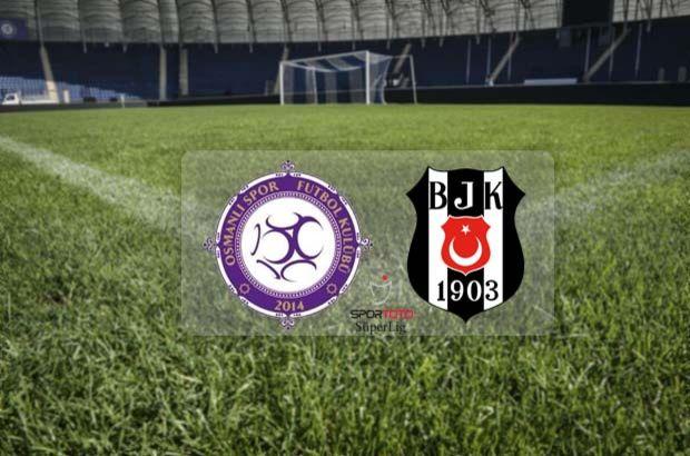 Osmanlıspor Beşiktaş maçı ne zaman, saat kaçta, hangi kanalda?