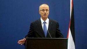 Filistin Başbakanı Hamdallah, Türkiye'ye teşekkür etti