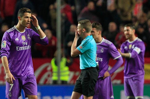 Sevilla: 2 - Real Madrid: 1 | MAÇ SONUCU