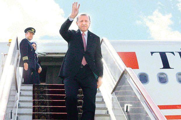 Erdoğan bu 3 ülkeye ilk kez gidecek!