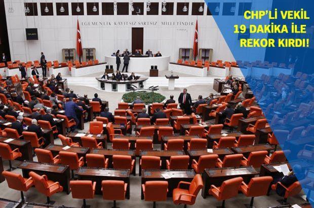 Anayasa değişikliği görüşmeleri 77 saat 15 dakika sürdü