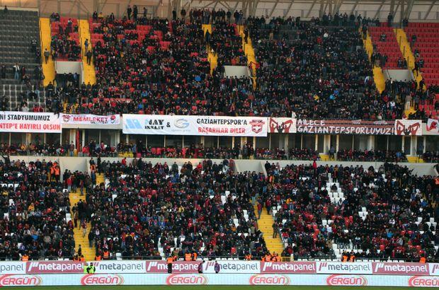 Gaziantepspor'da istifa sesleri