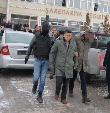Muradiye Belediye Başkanı gözaltında