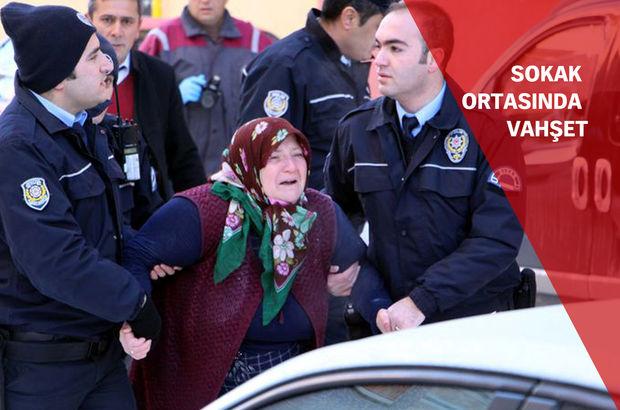 Sivas'ta 5 çocuk annesi kadın sokakta bıçaklanarak öldürüldü