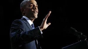 Obama'dan Suriye açıklaması: Pişman değilim!