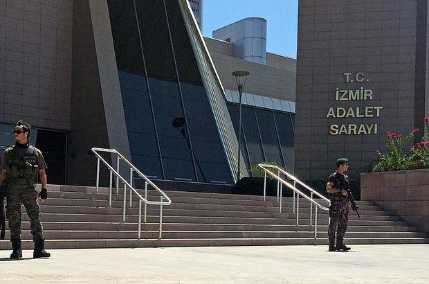İzmir'deki Gezi Parkı eylemleriyle ilgili davada 24 sanık hakkında yakalama kararı çıkarıldı